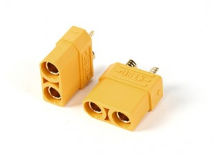 Nylon XT90 Connectors Female (5pcs/bag)