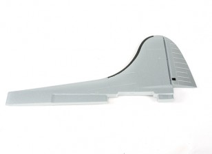 Hobbyking 1875mm B-17 F/G Flying Fortress (V2) (Silver) - Replacement Vertical Stabilizer