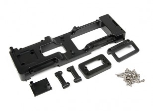 H-King Marine Hydrotek Racing Boat Replacement Electronic Components Mounting Set