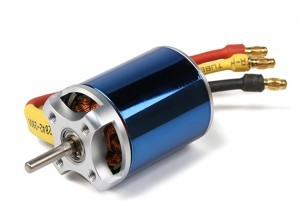 H-King Marine Hydrotek Racing Boat Replacement D2842 Outrunner Brushless Motor