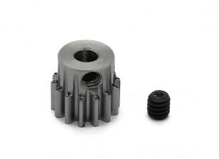 Robinson Racing Steel Pinion Gear 48 Pitch Metric (.6 Module) 14T