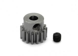 Robinson Racing Steel Pinion Gear 48 Pitch Metric (.6 Module) 15T