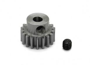 Robinson Racing Steel Pinion Gear 48 Pitch Metric (.6 module) 18T