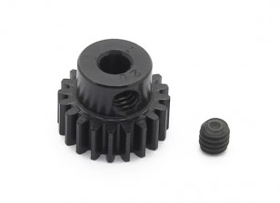 Robinson Racing Black Anodized Aluminum Pinion Gear 48 Pitch 20T