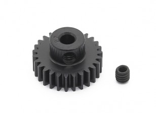 Robinson Racing Black Anodized Aluminum Pinion Gear 48 Pitch 27T