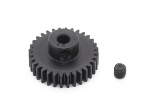 Robinson Racing Black Anodized Aluminum Pinion Gear 48 Pitch 32T