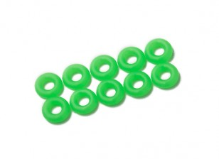 O-ring Kit 3mm (Neon Green) (10pcs/bag)