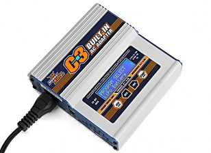 HobbyKing C3 50W Charger/Discharger (AC/DC) (US Plug)