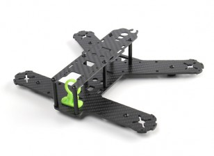 KingKong 210 X Frame Drone Kit Lite (Green)