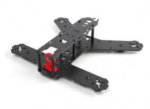 KingKong 210 H Frame Drone Kit Lite (Red)
