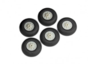 35mm Wheels  5pcs/bag