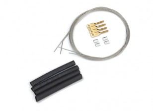 Pull/ Pull Steel Wire Control Set - 0.8mm
