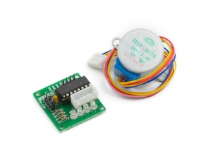 Stepper Motor and Driver Board 5V