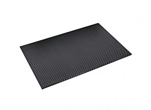 Carbon Fiber Sheet 300 x 200 x 4mm