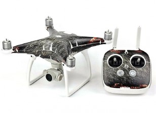PGY Skin for DJI Phantom 4 (PGY-P4S-AN3)