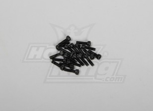 Screw Socket Head Hex M3x12mm (20pcs/pack)