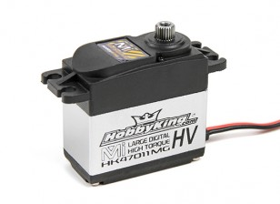 HobbyKing™ Mi Digital High Torque Servo 25T MG 11.8kg / 0.07sec / 61g