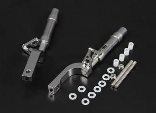 Alloy Oleo Legs Offset 125mm/12.7mm Pin (2pc)