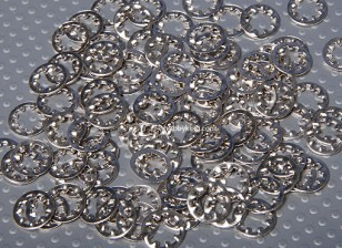 Star Washer 6mm (100pc)