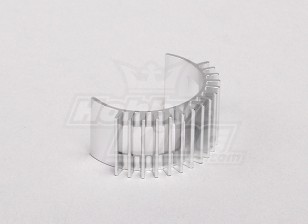 Alloy Motor Heat Sink for 28mm Motor