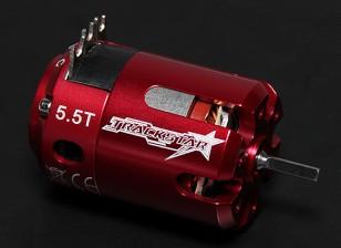 Turnigy TrackStar 5.5T Sensored Brushless Motor 6075KV (ROAR approved)