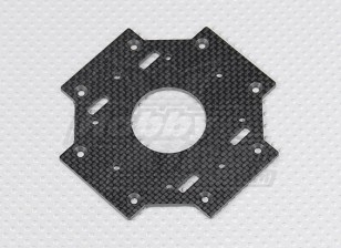 Turnigy Talon V2 Carbon Fiber Main Top Plate (1pc)