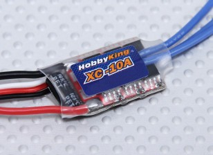 HobbyKing® ™ Brushless Car ESC 10A w/ Reverse