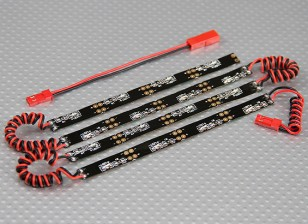 LED Flexible Under Body Neon System (Red)