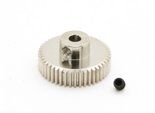 46T/3.175mm 64 Pitch Steel Pinion Gear