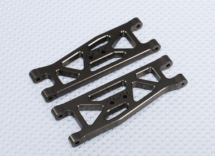 Suspension Arm Set L/R Front (2pcs/bag) - 1/10 Brushless 2WD Desert Racing Buggy - A2032 and A2033