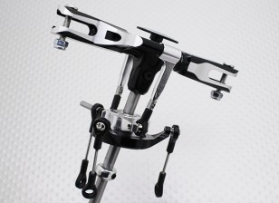HK-450 PRO Flybarless DFC Rotor Head Assembly