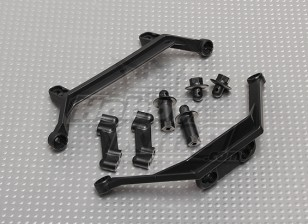 Front and Rear Body Support (1set) - A2031 and A2032