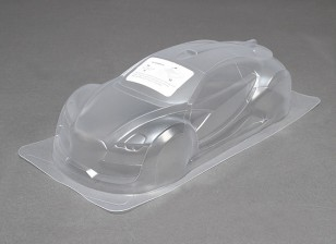 1/10 Survol Unpainted Car Body Shell w/Decals