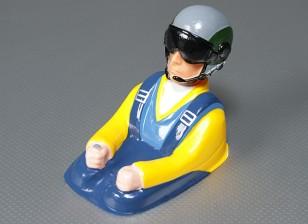 Model Race Pilot (H119 x W101 x D143mm)