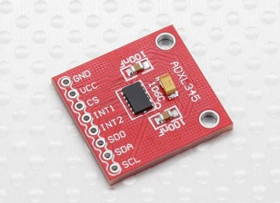 Kingduino ADXL345  Axis Digital Acceleration Board