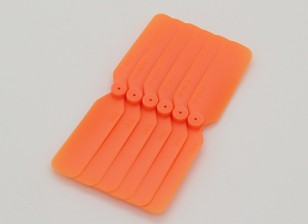 GWS EP Propeller (DD-2510 65x25mm) orange (6pcs/set)