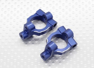 Aluminium Steering Knuckle Arm (2pcs/bag) - 1/10 Quanum Vandal 4WD Racing Buggy