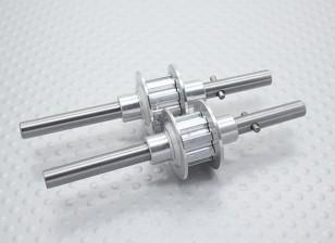 KDS Innova 550, 600, 700 Tail shaft 550-27TTS (2pcs/bag)