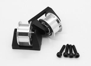 KDS Innova 550 Belt Wheel 550-34 (2pcs/bag)