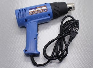 Dual Power Heat Gun 750W/1500W Output (120V/60HZ Version) with US Plug