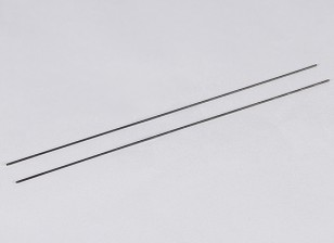 Metal Push Rods M2xL300 (2pcs/set)
