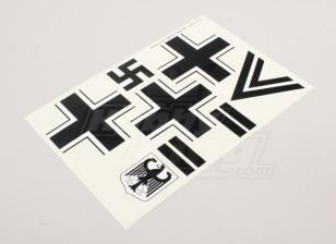 Luftwaffe 0.60~0.90 size Sheet A