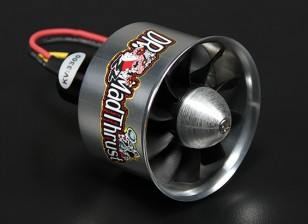 Dr. Mad Thrust 50mm 10 Blade Alloy EDF 3300kv