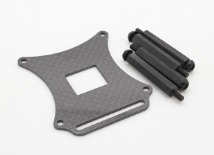 AQ-600 Quadcopter Frame - Replacement Control Board Mounting Plate