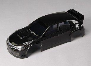 1:10  IMPREZA WRX 10 Finished Body Shell w/LED Buckets
