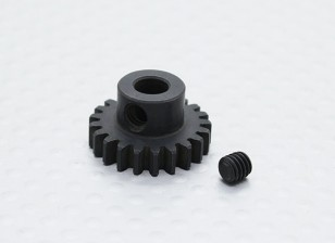 21T/5mm 32 Pitch Hardened Steel Pinion Gear