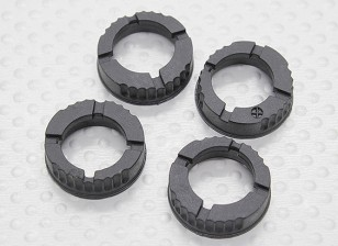 Adjustable Spacers - 1/10 Hobbyking Mission-D 4WD GTR Drift Car