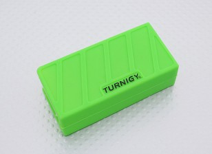Turnigy Soft Silicone Lipo Battery Protector (1000-1300mAh 3S Green) 74x36x21mm