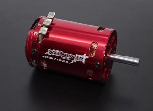 Trackstar 540 size 4 Pole 4250KV Sensored Motor