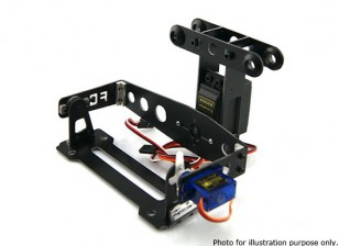 General Use 2 Axis Servo Gimbal FC-T8